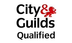 Builders City and Guilds Qualified Logo