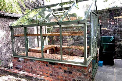 New Greenhouse Build in Halifax