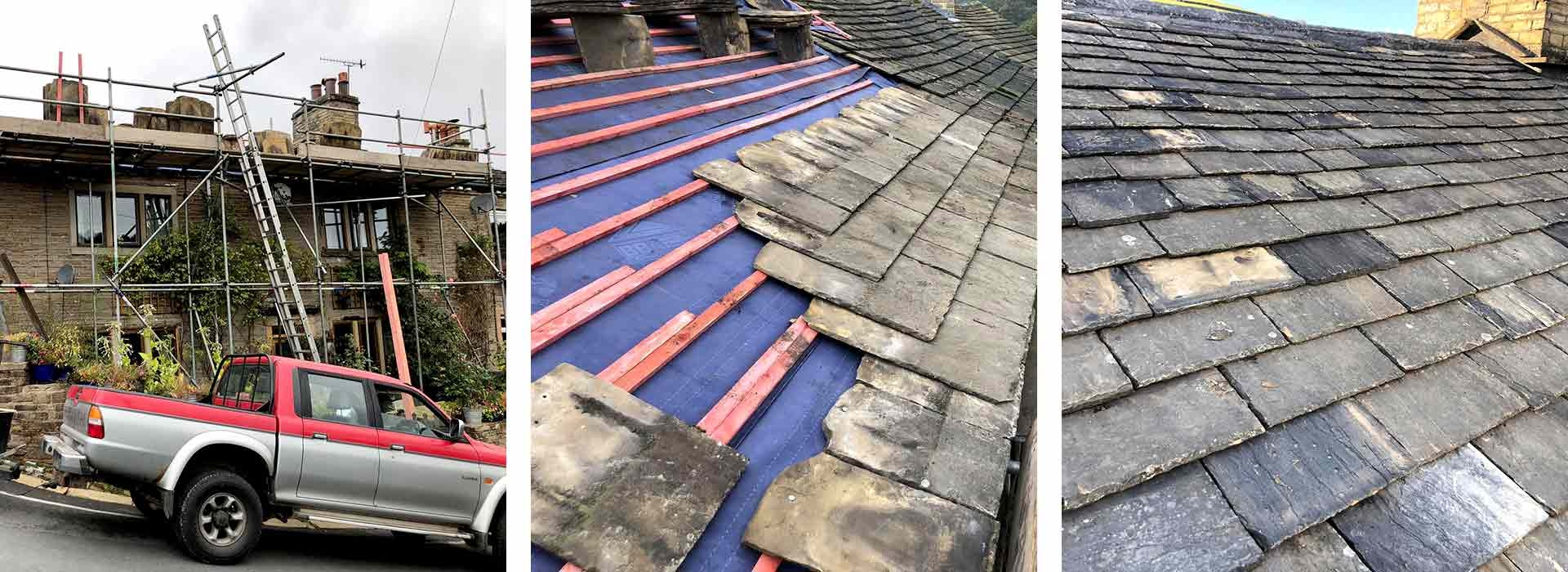 Roof Restoration in Halifax
