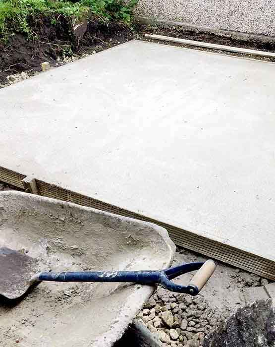 A Concrete Foundation