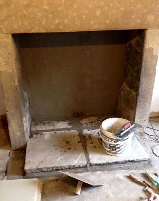 Fireplace Restoration in Halifax