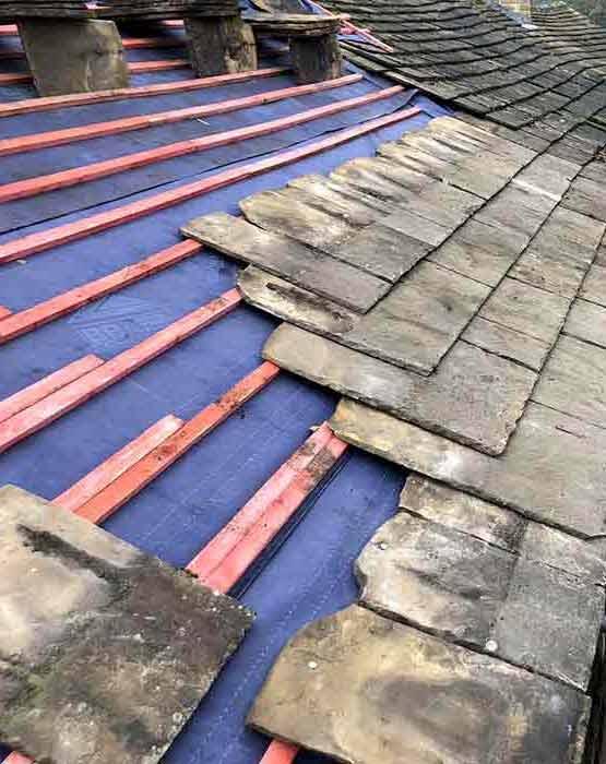 Roof Restoration in Halifax